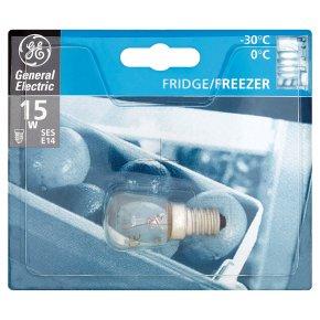 GE fridge/freezer 15W SES E14