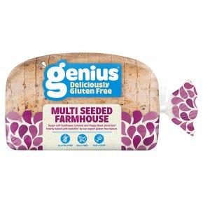 Genius Gluten Free Triple Seeded Sliced Bread
