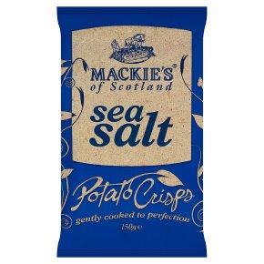 Mackie's potato crisps sea salt