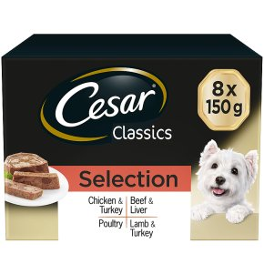 Cesar Classics Mixed Selection