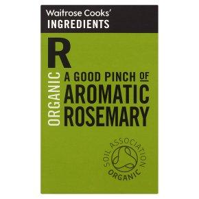 Waitrose Cooks' Ingredients organic rosemary