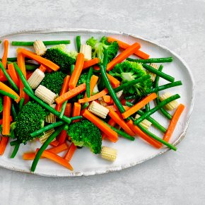 Chef Selection Vegetables