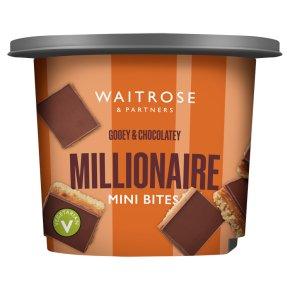 Waitrose millionaire bites