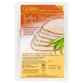 Gilbert's turkey pastrami