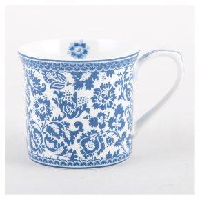 V&A Mug - Venetian Blue