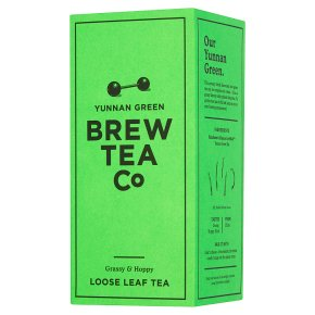 Brew Tea Co Green Tea Proper Loose Leaf