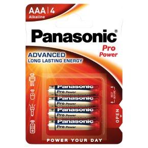 Panasonic pro power AAA 1.5V