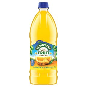 Robinsons Orange & Pineapple No Added Sugar