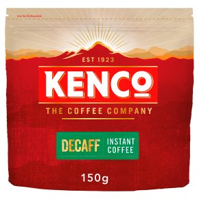 Kenco eco refill decaffeinated coffee