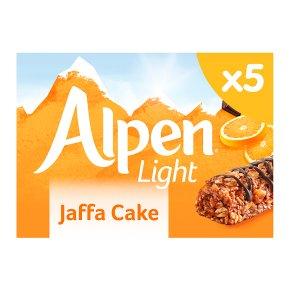 Alpen Light Jaffa Cake 5 Bars