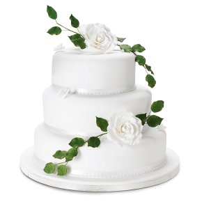 ready made wedding cakes waitrose amp butterfly wedding cake white fruit 3 tier 18968
