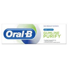 Oral-B Gumline Purify Deep Clean