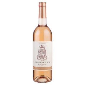 Giffords Hall, English, Rosé Wine