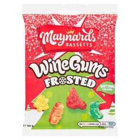 Maynards Bassetts Frosted Wine Gums