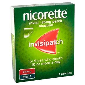 Nicorette Invisi 25mg Patch