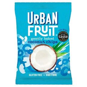 Urban Fruit Coconut Chips Straight