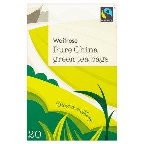 Wairose Pure China Green Tea Bags