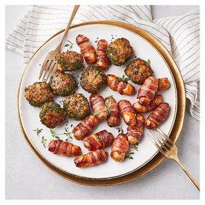 Christmas Dinner Garnish Pack - mixed