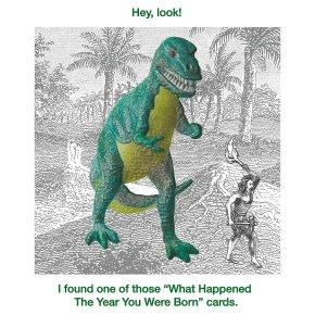 Humour Happy Birthday Card
