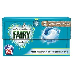 Fairy Non-Bio Washing Capsules 25 Washes