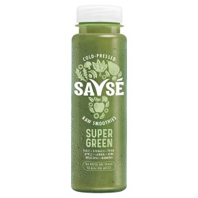 Savse Super Green Cleansing Smoothie