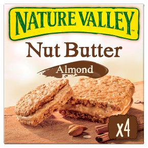Nature Valley Nut Butter Almond Biscuits