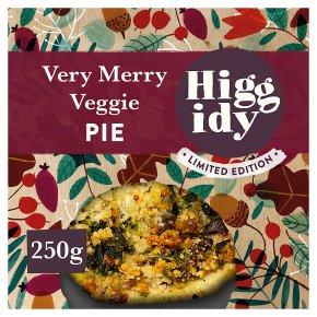 Higgidy Very Merry Parsnip Pie