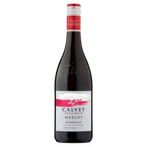 Calvet Limited Release, Merlot, French, Red Wine