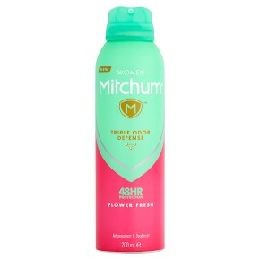 Mitchum Flower Fresh Anti-Perspirant