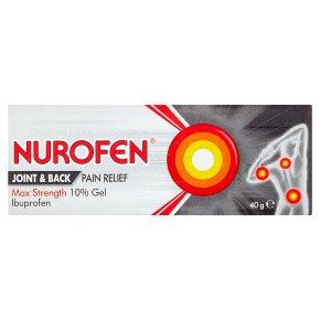 Nurofen Joint & Back Pain Relief