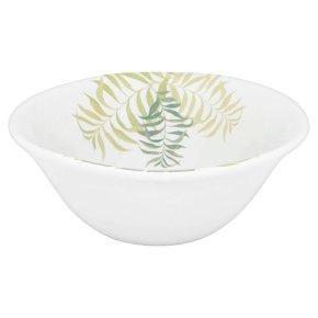 Waitrose Verdant Leaf Small Bowl