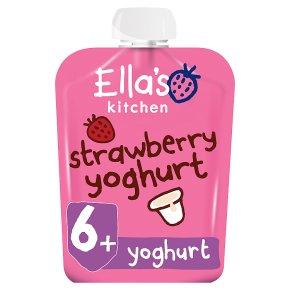Ella's Kitchen Strawberry Yoghurt