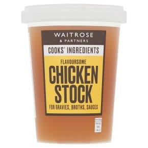 Waitrose Cooks' Ingredients chicken stock