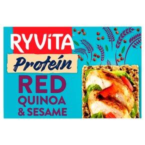 Ryvita Protein Red Quinoa & Sesame