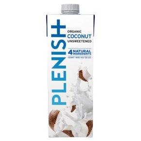 Plenish Organic Coconut Dairy Free Milk
