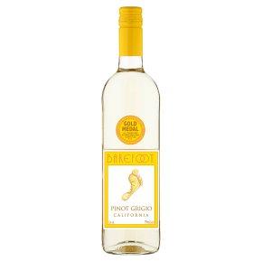Barefoot NV, Pinot Grigio, American, White Wine