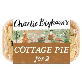 Charlie Bigham's cottage pie