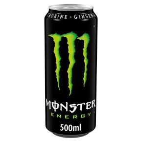 Monster Energy single can