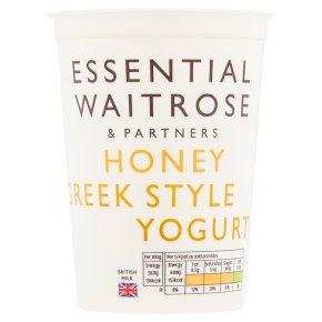 Essential Honey Greek Style Yogurt
