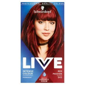 Live Color XXL 43 Red Passion