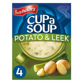 Batchelors Potato & Leek Cup a Soup