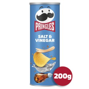 Pringles Salt & Vinegar