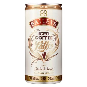 Baileys Latte Iced Coffee