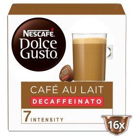 Nescafé Dolce Gusto Decaf Cafe au Lait