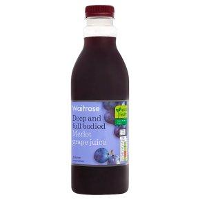 Waitrose Merlot grape juice