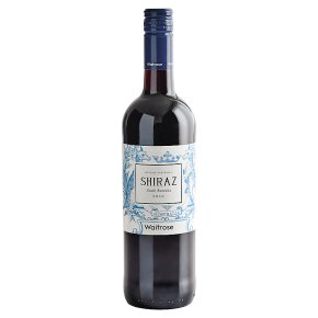 Waitrose Shiraz Australian Red Wine