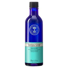 Neal's Yard Geranium Foaming Bath