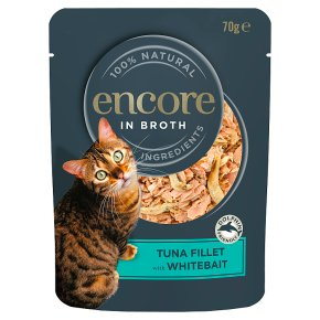 Encore Tuna with Whitebait