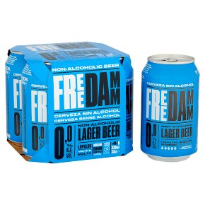 Free Damm 0.0% Spain