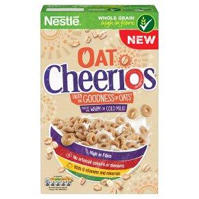 Nestlé Oat Cheerios